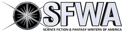 Science Fiction & Fantasy Writers of America logo