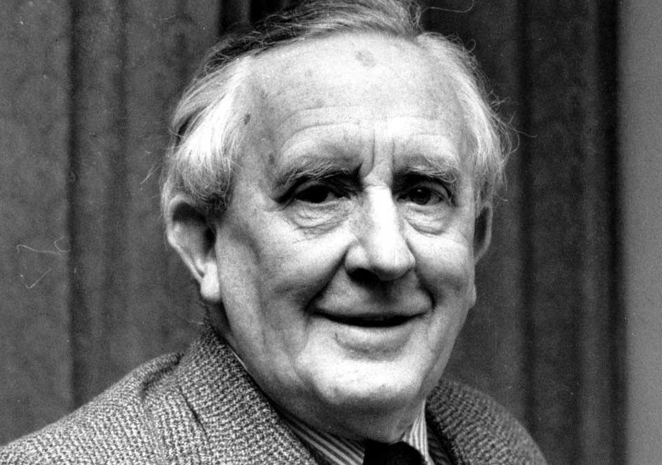 Writers Who Have Influenced Me–J. R. R. Tolkien